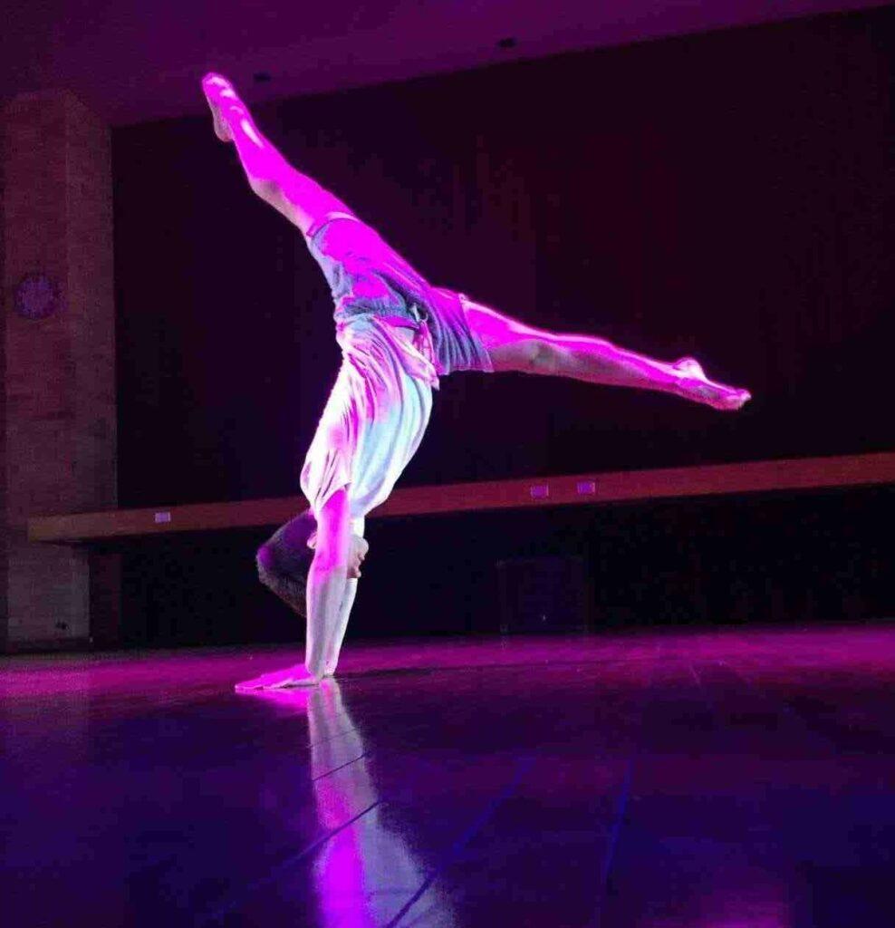 Dance - Ethan