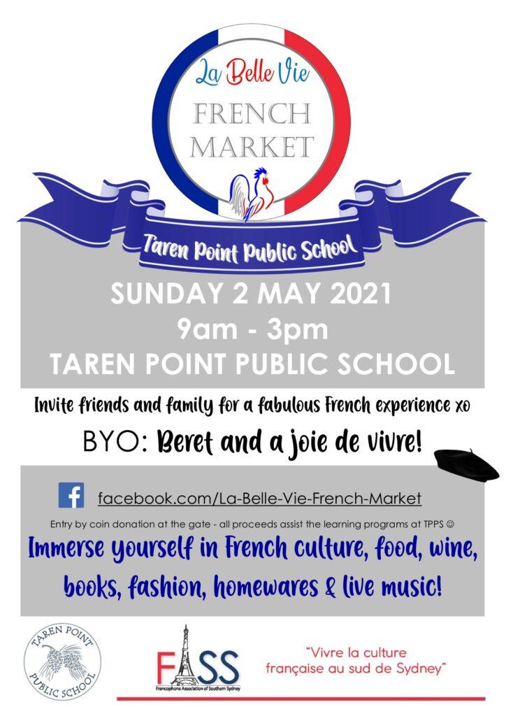 French Market at Taren Point Public School